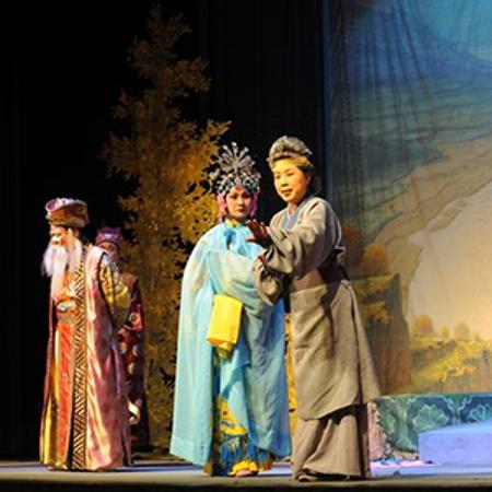 湖北省黄梅戏剧团