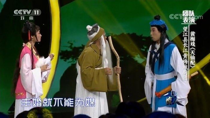 安庆市长江黄梅戏剧团王良杰黄梅戏剧团演出照